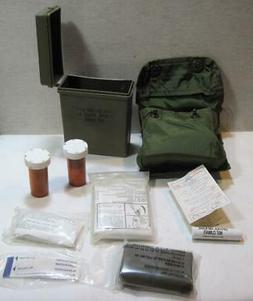 Military Individual First Aid Kit Survival Gear Medical Hiki