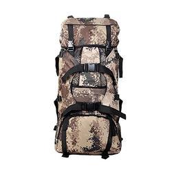 UniquQ 90L Military Rucksack Large Capacity Outdoor Tactical