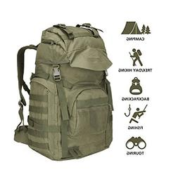 70L Military Tactical Backpack Large Army 3 Day Assault Pack