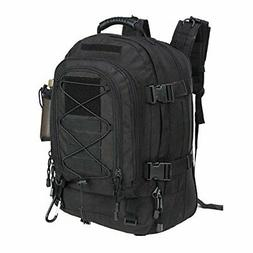 Military Tactical Backpack,Army Molle Assault Rucksack, Trav