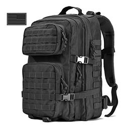 Military Tactical Backpack, Large Army 3 Day Assault Pack Mo