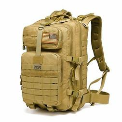 Military Tactical Backpack Waterproof Outdoor Gear for Campi