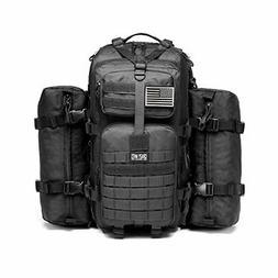 CRAZY ANTS Military Tactical Backpack Waterproof Outdoor Gea
