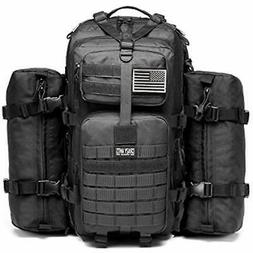 Military Tactical Backpack Waterproof Outdoor Gear Camping H