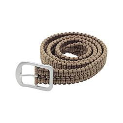 52 Inch ASR Outdoor Milspec 550 Paracord Belt Stainless Stee