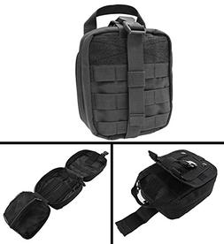 Ultimate Arms Gear MOLLE Rip-Away EMT Medical First Aid Pouc