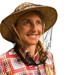 MEKKAPRO Mosquito Head Net | No-See-Um Bug & Insect Repellen