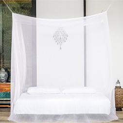 EVEN Naturals Mosquito NET for Bed Canopy, Tent for Full, Do