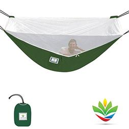 Hammock Bliss Mosquito Free Camping Hammock With Bug Screen