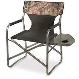 Guide Gear Mossy Oak Break-up Country Oversized Chair, 500-l