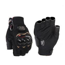 Motocross Off-Road Racing Gloves Breathable Half Finger Moto