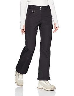 Arctix Women's Mesh Lined Snowboard Cargo Pants, Small, Blac