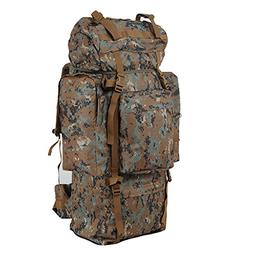 WINGACE Outdoor mountaineering tactical backpack 100L campin