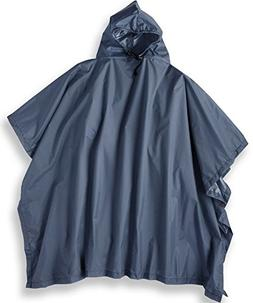 Outdoor Products Multi-Purpose Poncho, Navy