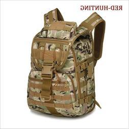 Multicam 40L Tactical Daypack MOLLE Assault Backpack Pack Mi