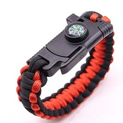 Dreamyth New Outdoor Multifunctional Hand Rope Camping Adven