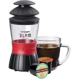 Myjo Single Cup Coffeemaker Travel 0.68 Lb. 3.96 D X 3.96 W