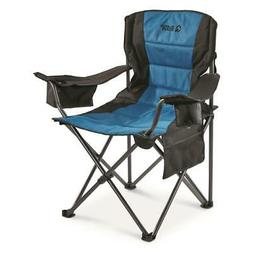 Outdoor Camping Chair Oversized Jumbo XL Fishing Picnic Fold