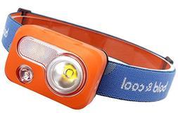 Nova Lux Storm LED Headlamp with 6 light modes, IPX7 Waterpr