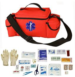 Ultimate Arms Gear Orange Compact Emergency Medical Supplies