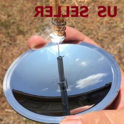 Outdoor Camping Hiking Survival Solar fire Spark Starter Eme