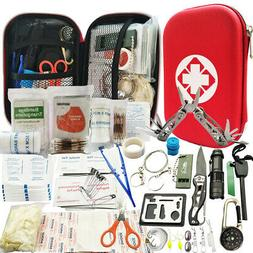 Outdoor Camping Hiking Travel Adventures Emergency Survival