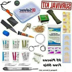 Outdoor Camping Survival Gear Set - Tactical Survival Emerge