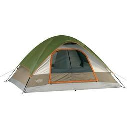 Outdoor Collapsible Shelter Five Person Dome Camping Tent Ri