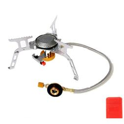 Outdoor Picnic Gas Jet Portable Stove Burner Cooking Hiking