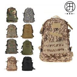 Outdoor Sport Shoulder <font><b>Backpack</b></font> Camoufla