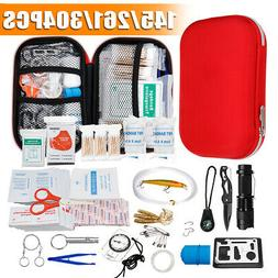 🔥 Outdoor Travel Camping Hiking Survival Equipment Emerge