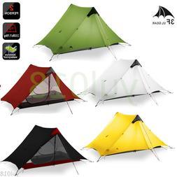 Outdoor Ultralight Camping Tent 3 Season New LanShan 2 3F UL