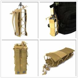 Outdoors Camping Molle Water Bottle Bag Pouch Tactical Gear