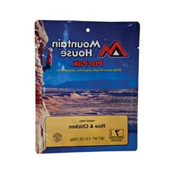 Mountain House Pro Pak Rice & Chicken - Pack Of Two
