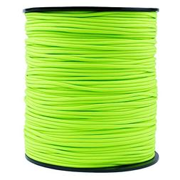 SGT KNOTS Paracord 550 Type III 7 Strand - 100% Nylon Core a