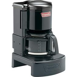 Coleman 2000003603 Camping Coffeemaker - 10 Cup - Glass, Ste