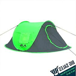 Arctic Monsoon 2-3 Person Instant Ultralight Portable Privat