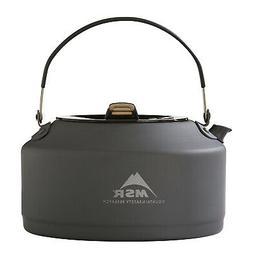 Msr Pika 1l Teapot Unisex Adventure Gear Camping Accessory -
