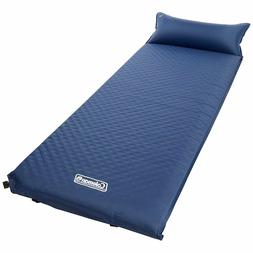 Self Inflating Sleeping Pad Pillow Out Door Camping Cushion