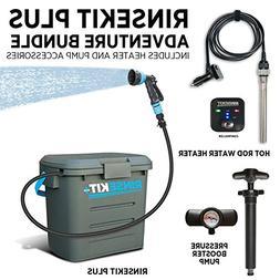Rinse Kit Plus Adventure Bundle Portable Outdoor Shower | 2