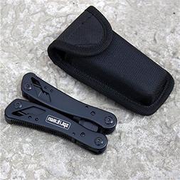 Pocket Pliers Multi Purpose Camping Folding Knife Plier s Fi