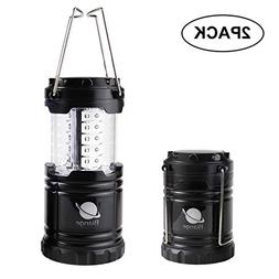 Biange Portable LED Camping Lantern Flashlights - Super Brig