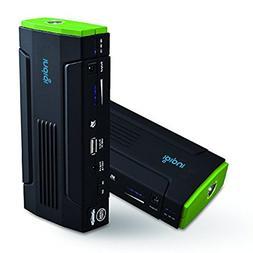 Indigi Portable 12000mAh Car Jump Starter & Power Bank - Eme