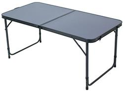 RIO Gear Centerfold Lightweight Heat-Resistant Folding Table