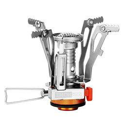 portable collapsible camping backpacking stove