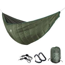 GEERTOP Portable Hammock Ultralight 3 Seasons Outdoor Surviv