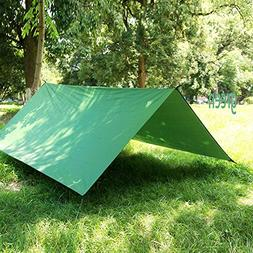 Gracefulvara Portable Lightweight Camping Tent Tarp Shelter