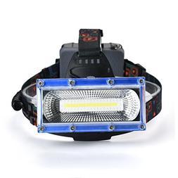 Dreamyth New High Power COB Led White Blue Red Light Headlig