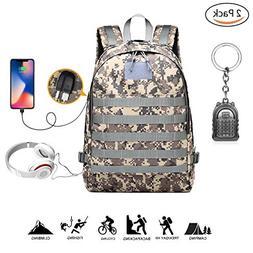PUBG Level 3 Backpack 35L Tactical Military MOLLE Assault Ba