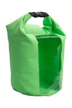 Mountain Warehouse PVC Dry Bag Sack - Dry Gear Bag for Campi